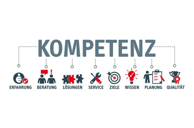 Kompetenz, eine Qualität der Schwaiger GmbH.